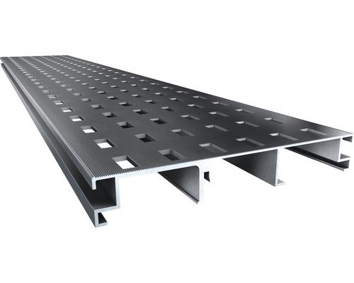Profilé de ventilation et de drainage 21x150x1900 mm
