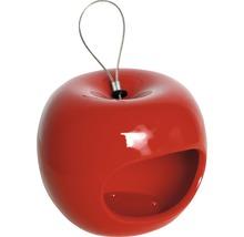 Distributeur de nourriture Pomme céramique 14x14x12 cm 3 unités-thumb-3