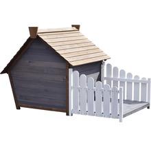 Niche Porch avec terrasse 146,3x90x96cm-thumb-1