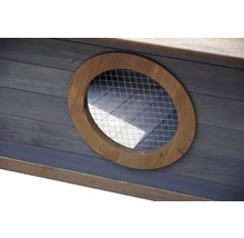 Niche Porch avec terrasse 146,3x90x96cm-thumb-4