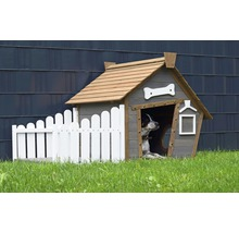 Niche Porch avec terrasse 146,3x90x96cm-thumb-5