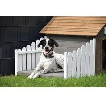 Niche Porch avec terrasse 146,3x90x96cm-thumb-6