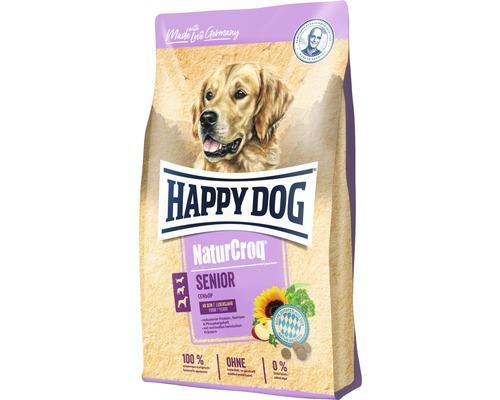 Hundefutter trocken HAPPY DOG NaturCroq Senior 15 kg