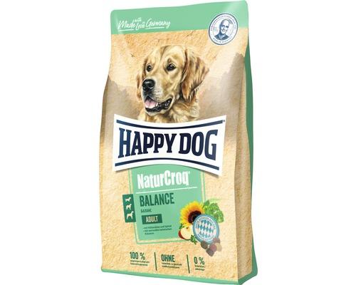 Hundefutter trocken HAPPY DOG NaturCroq Balance 15 kg