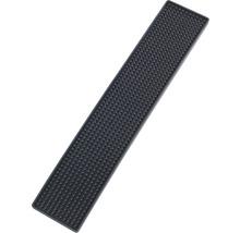 Tapis égouttoir Wenko Slim noir 8 x 42 cm-thumb-0