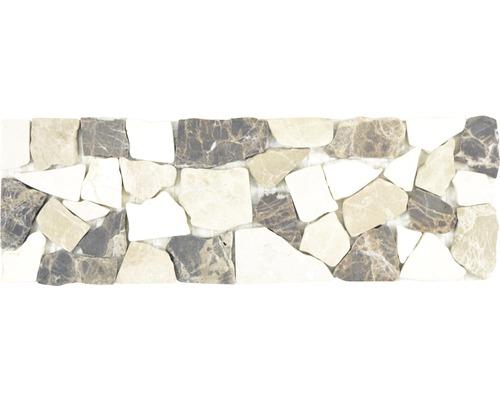 Mosaïque en pierre naturelle BO Ciot CB15 10x30cm