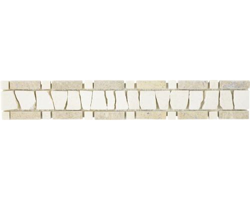 Mosaïque en pierre naturelle BO LA BC07 5x30cm