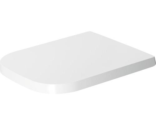 Abattant de WC P3 Comforts blanc avec abaissement automatique