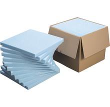 Pack pro plaque de mousse ISOPUR 50x50x4 cm 11 pièces-thumb-1