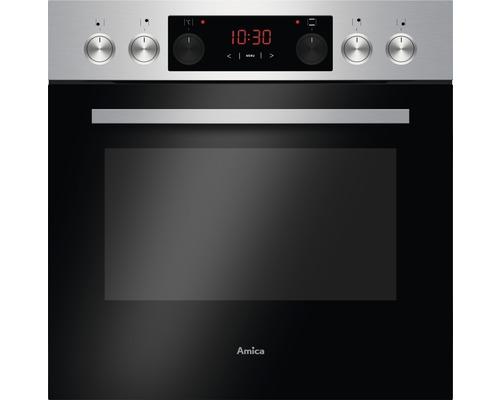 Ensemble cuisinière Amica EHC 211 322 EE, volume utile 77 l