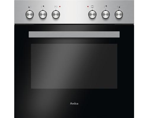 Ensemble cuisinière Amica EHC 207 001 EC, volume utile 62 l
