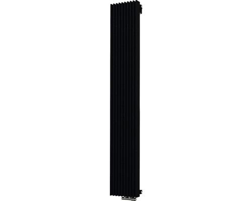 Radiateur design Schulte London 1800x295mm pearl noir H2418028 72