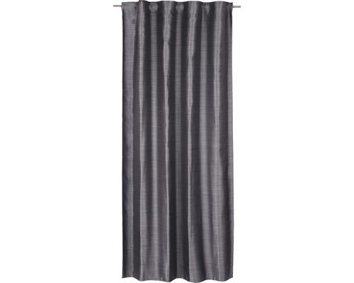 Vorhang mit Universalband Selection Texture 10 lila140x255 cm