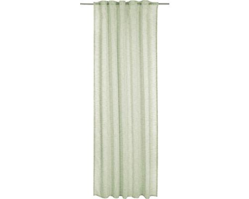 Vorhang mit Universalband Selection lichtgrün140x255 cm