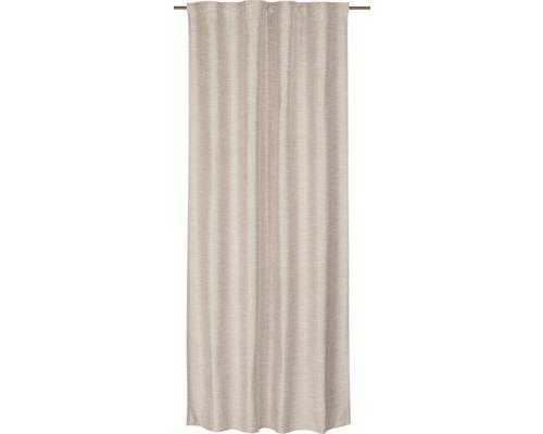 Vorhang mit Universalband Selection Spirit 09 beige135x255 cm