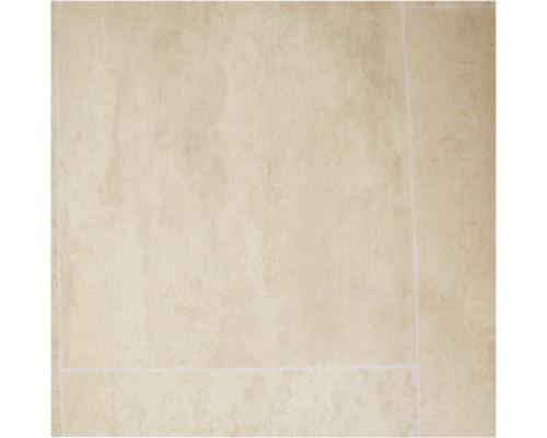 PVC Narvi Fliesenoptik beige 400 cm breit (Meterware)