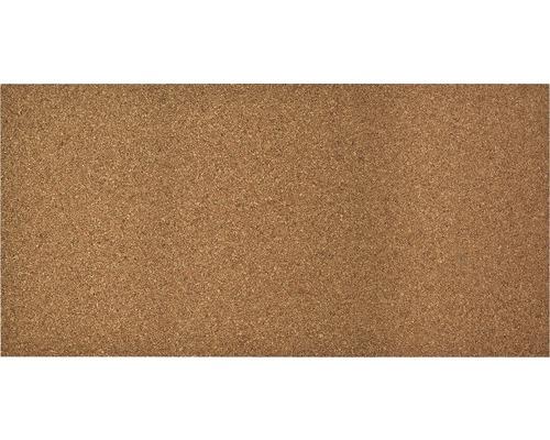 Plaque en liège 1x0,5 m x 4 mm