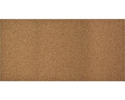 Plaque en liège 1x0,5 m x 6 mm