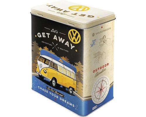 Boîte de rangement L VW Bulli Get Away 3 l