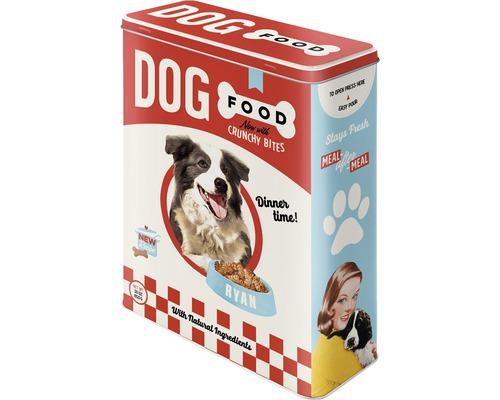Boîte de rangement XL Dog Food 4 l