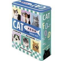 Boîte de rangement XL Cat Food 4 l-thumb-0