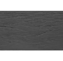 Planche pour terrasse en WPC rustique profilé plein gris-marron 20x190x3000 mm-thumb-2