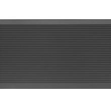 Planche pour terrasse en WPC rustique profilé plein gris-marron 20x190x3000 mm-thumb-3