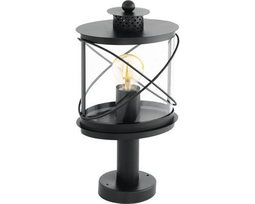 Lampe de table d''extérieur Hilburn 1 ampoule noire