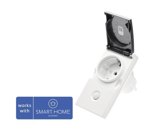Prise connectée Popp Smart Outdoor Plug IP44 avec fonction répéteur