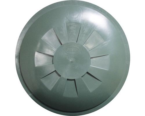 Couvercle pour récupérateur d'eau de pluie GARANTIA rond 210 l vert