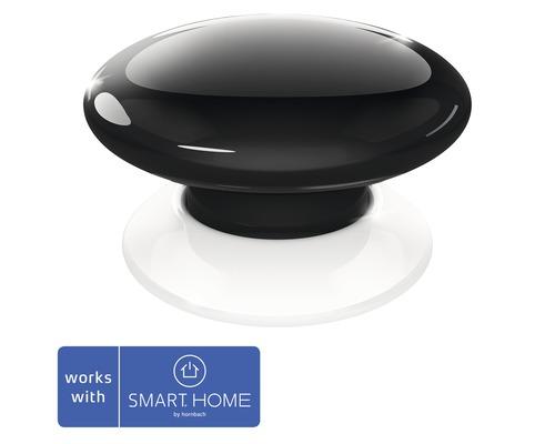 Fibaro Smart Button noir SMART HOME by hornbach