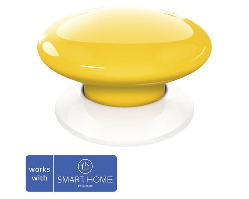 Fibaro Smart Button jaune SMART HOME by hornbach