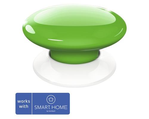 Fibaro Smart Button vert SMART HOME by hornbach
