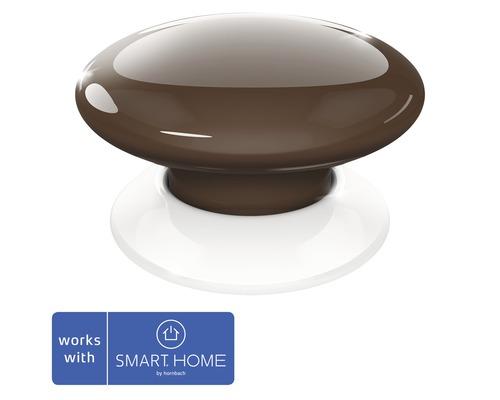 Fibaro Smart Button marron SMART HOME by hornbach