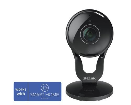 Caméra de surveillance panoramique à 180° D-Link SMART HOME par hornbach DCS-2530L pour l''intérieur, Cloud et Full HD
