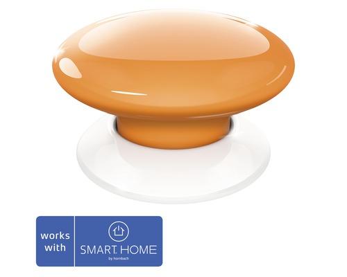 Fibaro Smart Button orange SMART HOME by hornbach