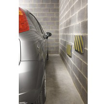Protection en mousse 50x25cm jaune-noir-thumb-4