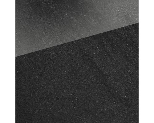 Carrelage pour mur et sol Helios anthracite poli et rectifié 60x60cm