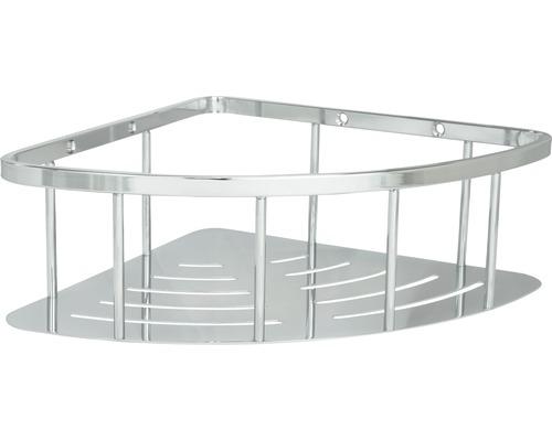 Panier de douche angulaire REIKA Dewa 32x13cm chromé