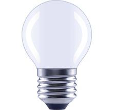 Ampoule sphérique LED à intensité lumineuse variable E27/5,5W(40W) 470 lm 4000 K blanc neutre G45 mat > 90 CRI (Ra)-thumb-0