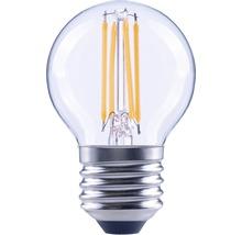 Ampoule sphérique LED à intensité lumineuse variable E27/4,5W(40W) 470 lm 4000 K blanc neutre G45 clair > 90 CRI (Ra)-thumb-0
