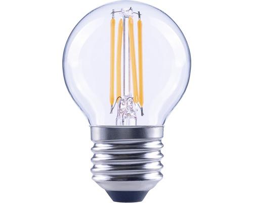 Ampoule sphérique LED à intensité lumineuse variable E27/4,5W(40W) 470 lm 4000 K blanc neutre G45 clair > 90 CRI (Ra)-0