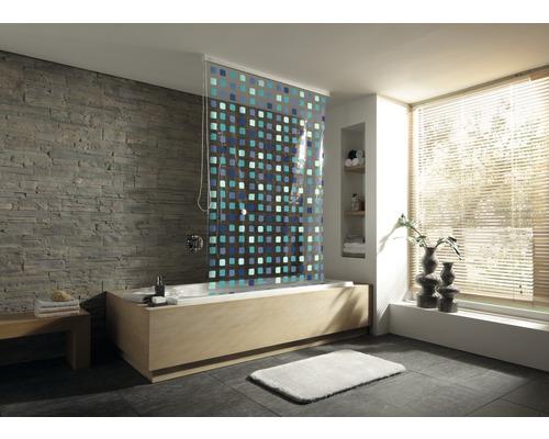Store de douche pour cassette Kleine Wolke 128x240 blue-0