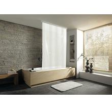 Store de douche pour casette Kleine Wolke 128x240 Uni blanc 109-thumb-0