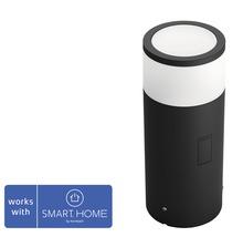 Kit de base de borne extérieure LED Philips hue White & Color Ambiance 8W 640 lm noir h 252 mm - compatible avec SMART HOME by HORNBACH-thumb-0
