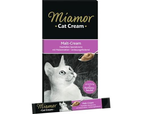 Friandise pour chat Miamor Confect Malt Cream 6x15g