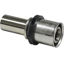 Jonction à sertir en cuivre 32x3-28 mm-thumb-0