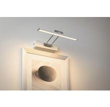 Éclairage pour tableaux LED 1x5W 530 lm 2700 K blanc chaud Beam Thirty blanc l 290 mm-thumb-0
