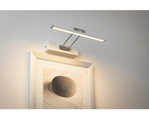 Éclairage pour tableaux LED 1x5W 530 lm 2700 K blanc chaud Beam Thirty blanc l 290 mm-0