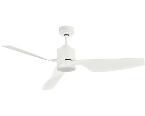 Ventilateur de plafond blanc Lucci Air Airfusion Climate II Ø 127 cm avec télécommande, fonction été + hiver